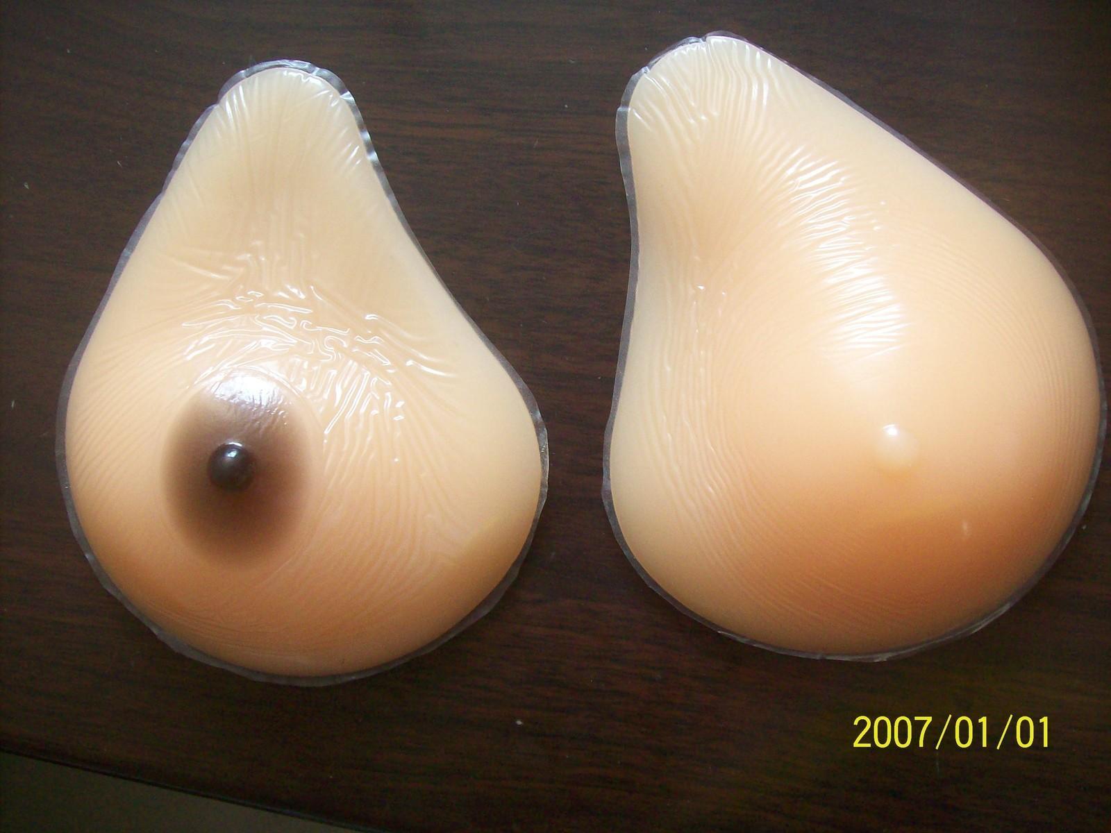 Breastforms